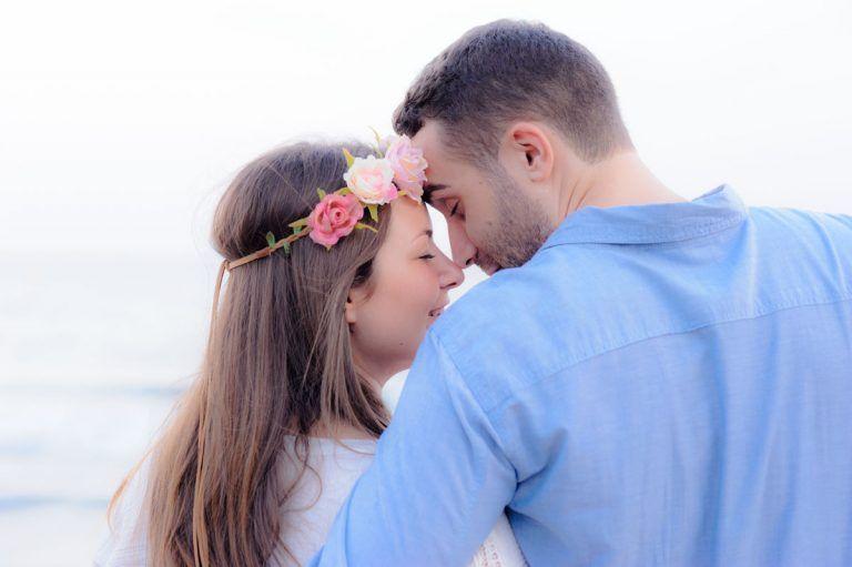 Fotografía de pareja-Eva García Bernal
